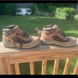 RARE NYC Timberland Boots